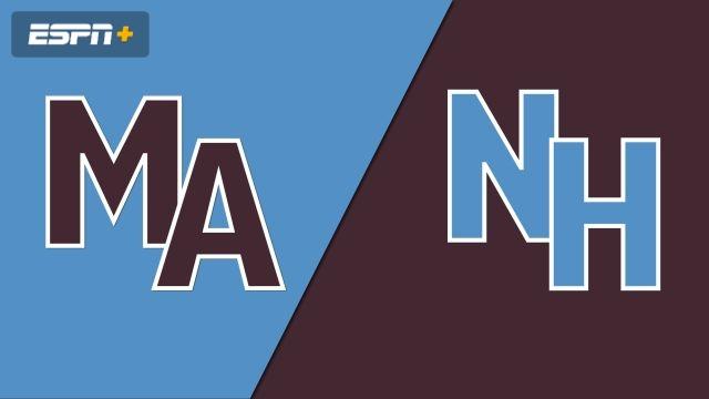 Walpole, MA vs. Goffstown, NH (New England Regional)