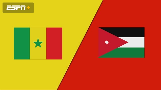 Senegal vs. Jordan (Group Phase)