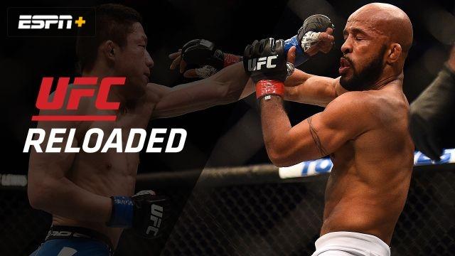 UFC 186: Johnson vs. Horiguchi
