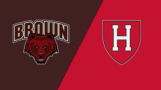 Brown vs. #15 Harvard (M Hockey)