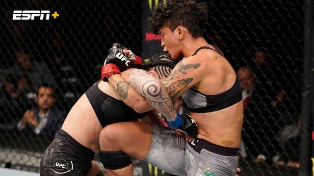 Virna Jandiroba vs. Mallory Martin (UFC Fight Night: Overeem vs. Rozenstruik)