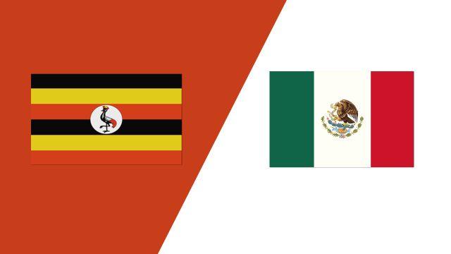 Uganda vs. Mexico (2018 FIL World Lacrosse Championships)