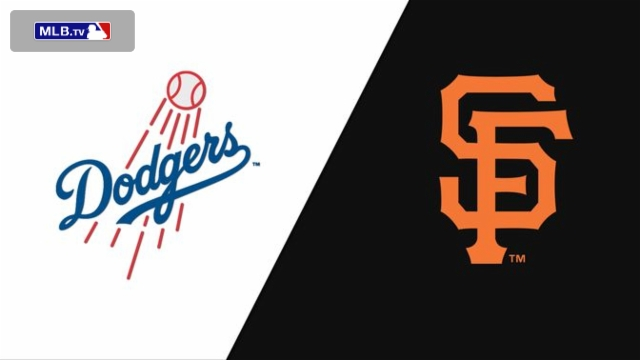 Los Angeles Dodgers vs. San Francisco Giants