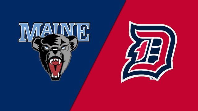 Maine vs. Duquesne (M Basketball)