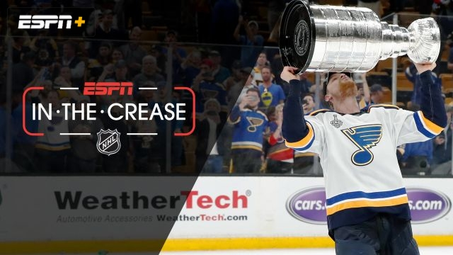 Thu, 6/13 - In the Crease: Blues win Stanley Cup