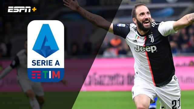 Sun, 10/6 - Serie A Highlights Show: Juve, Inters fight for first