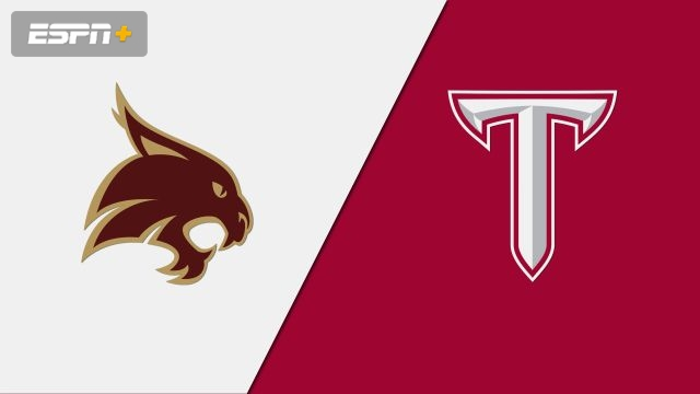 Texas State vs. Troy (W Basketball)