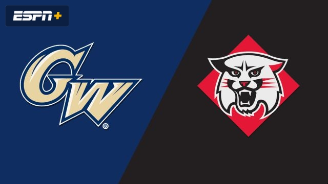 George Washington vs. Davidson (W Basketball)