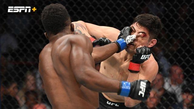Gabriel Benitez vs. Sodiq Yusuff (UFC 241)