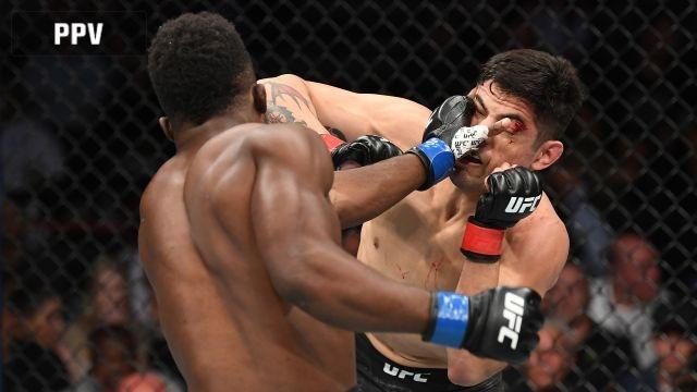 UFC 241: Benitez vs. Yusuff