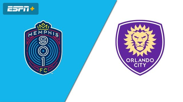 Memphis 901 FC vs. Orlando City SC (Fourth Round) (U.S. Open Cup)