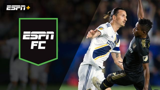 Sat, 7/20 - ESPN FC: Battle in El Trafico