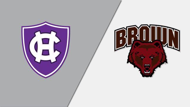 Holy Cross vs. Brown (M Lacrosse)