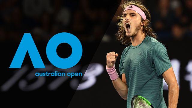 Sun, 1/20 - Australian Open Highlight Show