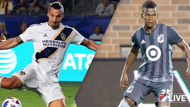 LA Galaxy vs. Minnesota United FC
