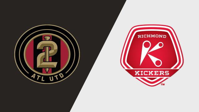 Atlanta United FC 2 vs. Richmond Kickers (United Soccer League)