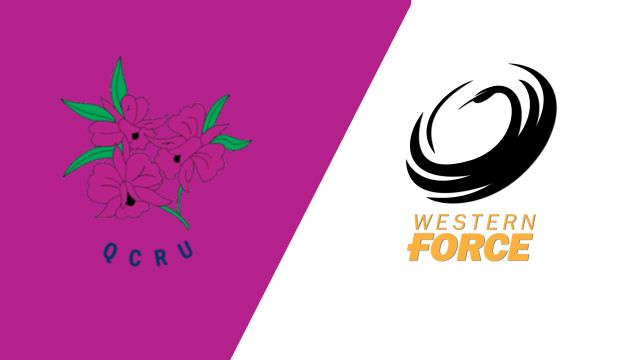 Queensland Country vs. Western Force (Semifinal)