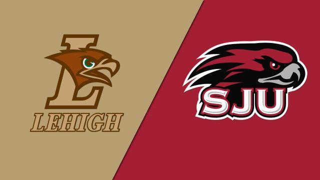 Lehigh vs. Saint Joseph's (W Soccer)