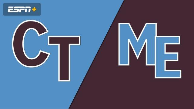 Madison, CT vs. Lewiston, ME (New England Regional)