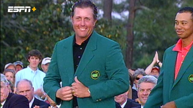 2006 Phil Mickelson