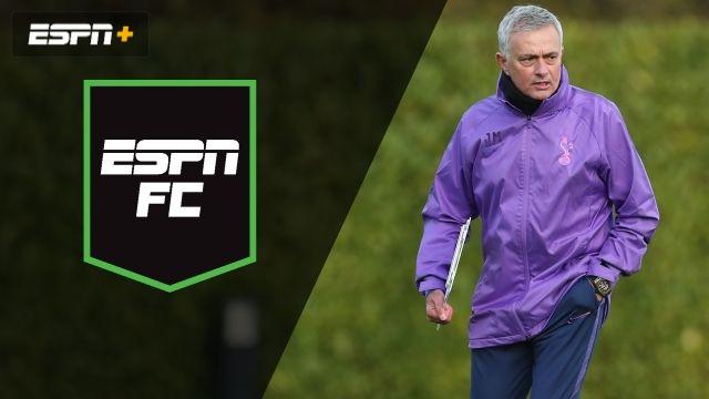 Wed, 11/20 - ESPN FC: Spurs appoint Mourinho