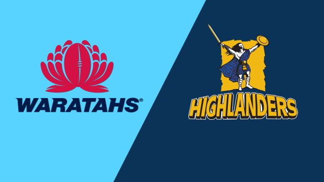 Waratahs vs. Highlanders (Quarterfinals)
