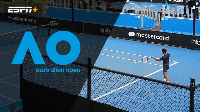 (6) Chan/Dodig vs. Rodionova/Harris (Mixed Doubles First Round)