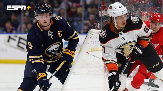 Buffalo Sabres vs. Anaheim Ducks