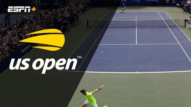 US Open Qualifying Court 4 (Second Round)