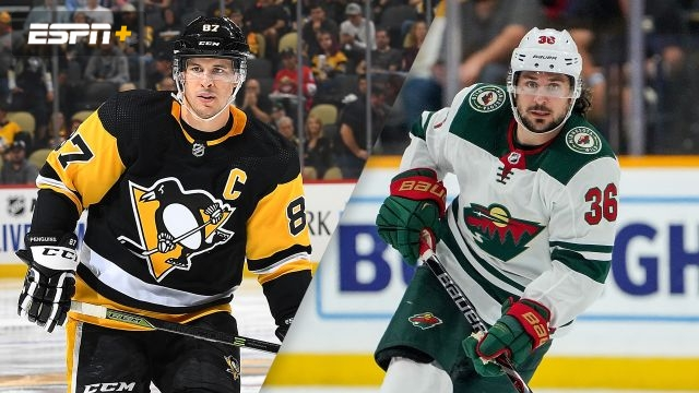 Pittsburgh Penguins vs. Minnesota Wild