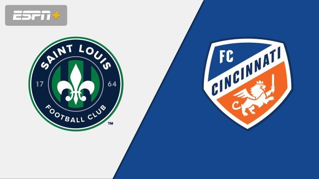 Saint Louis FC vs. FC Cincinnati (Round of 16) (U.S. Open Cup)
