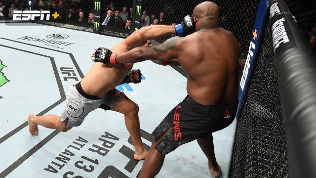 In Spanish - UFC Fight Night: Lewis vs. Dos Santos (Main Event)
