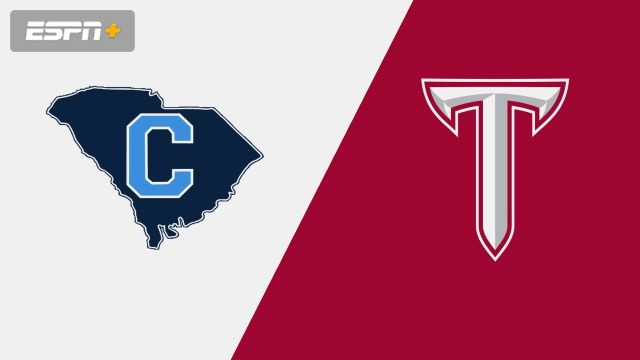 The Citadel vs. Troy (W Volleyball)