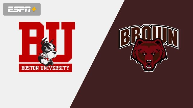 Boston University vs. Brown (M Soccer)