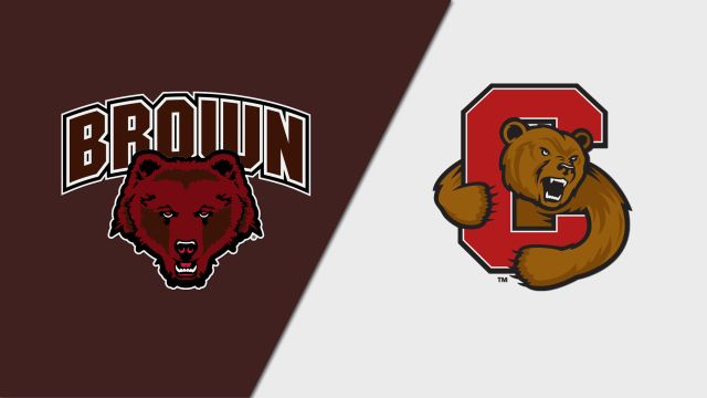 Brown vs. Cornell (M Basketball)