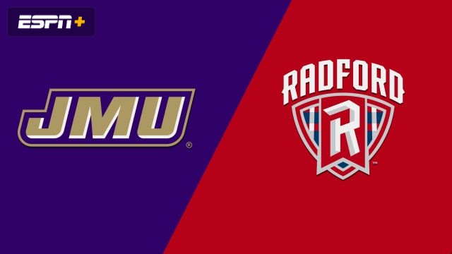 James Madison vs. Radford (M Basketball)