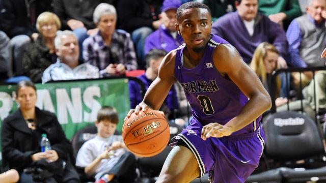 UNC-Wilmington vs. #23 Furman (M Basketball)