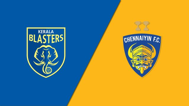 Kerala Blasters FC vs. Chennaiyin FC (Indian Super League)