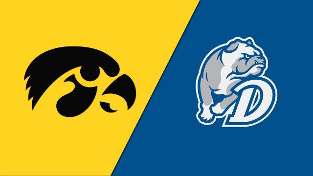 Iowa vs. Drake (Softball)
