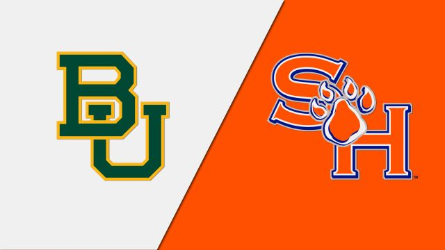 Baylor vs. Sam Houston State (Baseball)