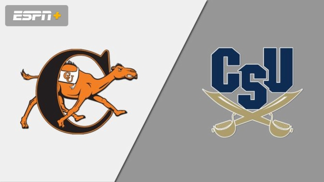 Campbell vs. Charleston Southern (M Basketball)