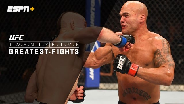 25 Greatest Fights: #4-1
