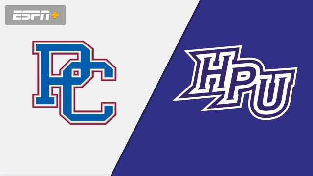 Presbyterian vs. High Point (M Soccer)