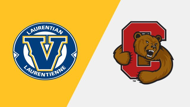 Laurentian vs. #7 Cornell (M Hockey)