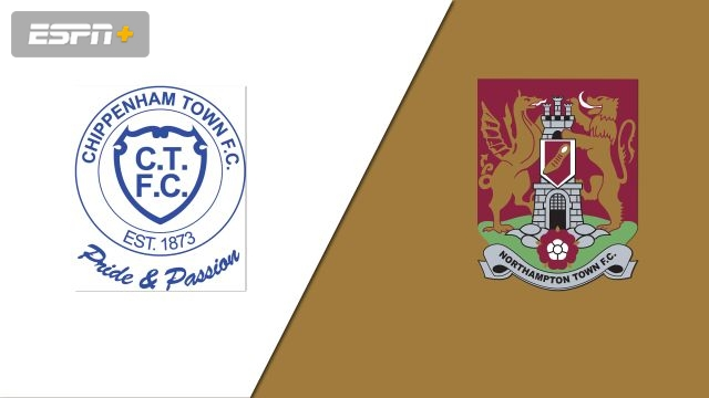 Chippenham Town vs. Northampton Town (Round 1) (FA Cup)