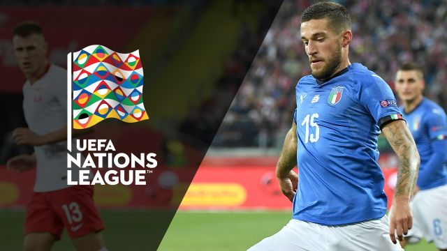 Sun, 10/14 - UEFA Nations League: Match Night Highlights