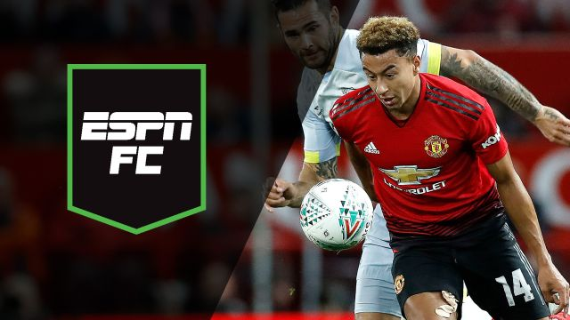 Tue, 9/25 - ESPN FC: Crisis in Manchester?