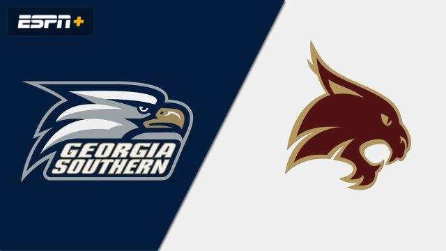 Georgia Southern vs. Texas State (W Volleyball)