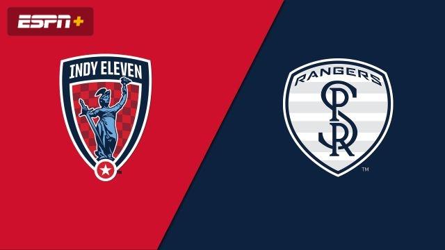 Indy Eleven vs. Swope Park Rangers (USL Championship)