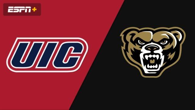 UIC vs. Oakland (M Basketball)